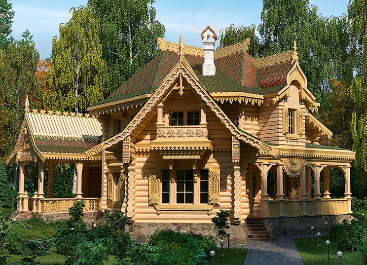 смотреть русское фото дома в картинках